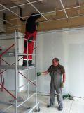 Подвесные потолки для организации освещения